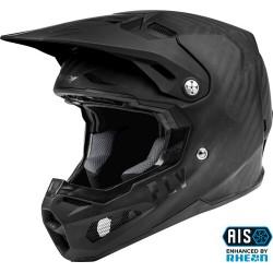 Fly Formula Carbon Solid Helmet 2021 Matte Black