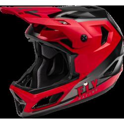 Fly Rayce 2021 Helmet Red/Black