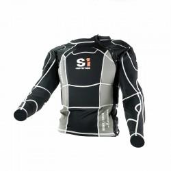 S1 Defense Epic 1.0 High Impact Jacket By Kimmann Black/Grey
