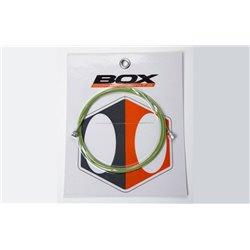 Box Nano brake cable wires  Green
