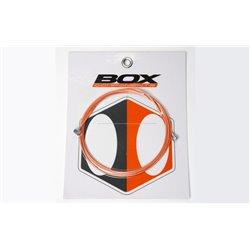 Box Nano brake cable wires  Orange