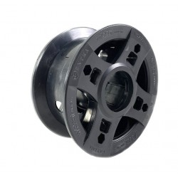 Wildcat Mini BMX Plastic ABS Front/Rear Wheel Black