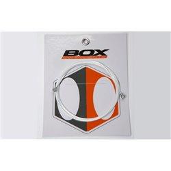 Box Nano brake cable wires  White