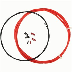 Box One nano  alloy linear cable kit Red