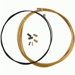 Box One nano  steel linear cable kit Gold