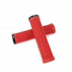 ODI Stay Strong X Reactive Grip Red