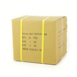 SD Bmx Race V2.0 Tube Presta Valve 48mm, BOX of 50pcs