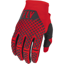Fly Kinetic Gloves 2022 Red/Black