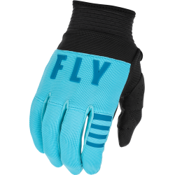 Fly F-16 Gloves 2022 Aqua/Dark Teal/Black