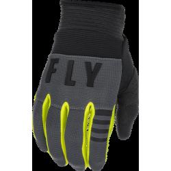 Fly F-16 Gloves 2022 Grey/Black/Hi-Vis