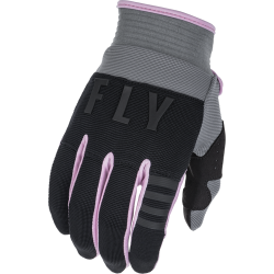 Fly F-16 Gloves 2022 Grey/Black/Pink