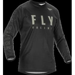 Fly F-16 Jersey 2022 Black/Grey