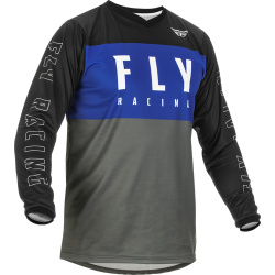 Fly F-16 Jersey 2022 Blue/Grey/Black