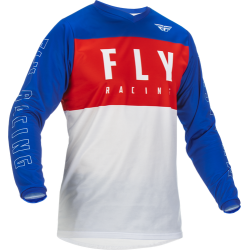 Fly F-16 Jersey 2022 Red/White/Blue