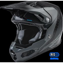 Fly Formula Carbon Prime Helmet 2022 Grey/Carbon