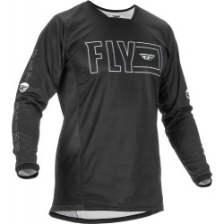 Fly Kinetic Fuel Jersey 2022 Black/White