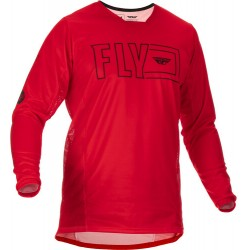 Fly Kinetic Fuel Jersey 2022 Red/Black