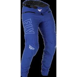 Fly Kinetic Radium Bicycle Pants 2022 Blue/White