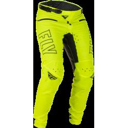 Fly Kinetic Radium Bicycle Pants 2022 Hi-Vis/Black