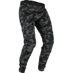Fly Kinetic S.E. Tactic Bicycle Pants 2022 Black/Grey Camo