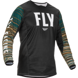 Fly Kinetic Wave Jersey 2022Black/Rum