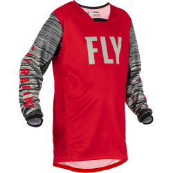 Fly Kinetic Wave Jersey 2022Red/Grey