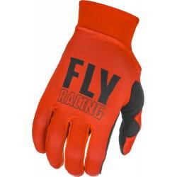 Fly Pro Lite Gloves 2022 Red/Black