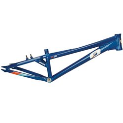 Yess BMX Race frame TYPE O Blue