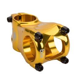 Box Hex Lab Mini stem 28.6mm Gold