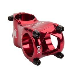 Box Hex Lab Mini stem 28.6mm Red