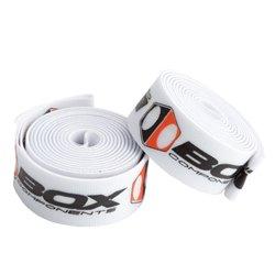 Box Ratian rim strap pair x white  24' (507mm) x 24mm