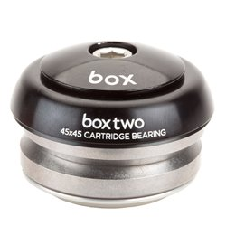 """Box Two . 45x45 1 1/8"""" Integrated Headset black"""