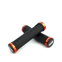 Box One grip black / Color clamp Orange